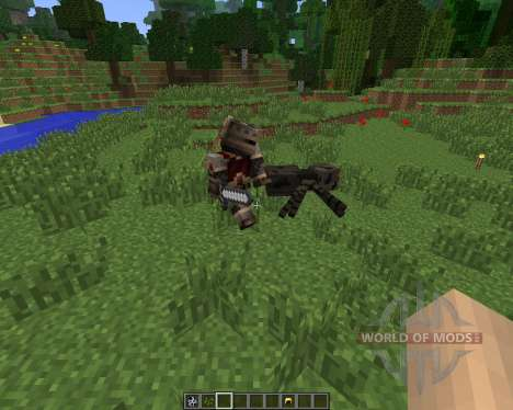 Guards [1.6.4] pour Minecraft