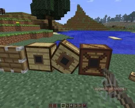 Pistronics [1.6.4] für Minecraft