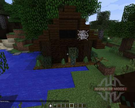 Kingdoms of The Overworld [1.7.2] pour Minecraft