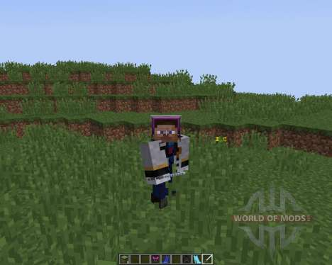 Frozencraft [1.8] pour Minecraft