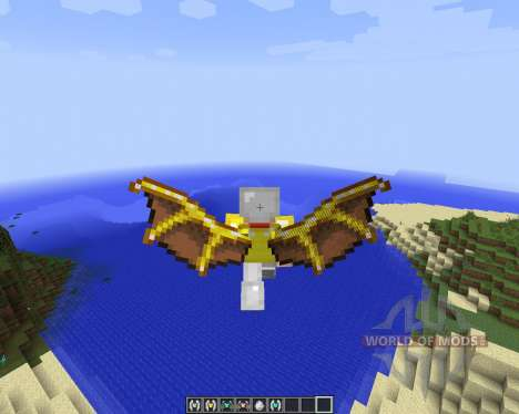 Simple Flight [1.7.2] pour Minecraft