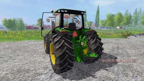 John Deere 8310R für Farming Simulator 2015