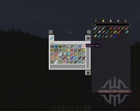 Swords [1.8] für Minecraft