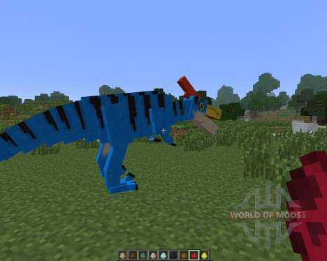 Monster Hunter Frontier [1.6.4] pour Minecraft