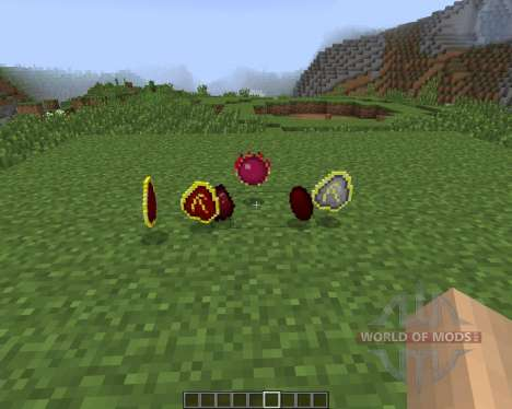 Equivalent Exchange 3 [1.7.2] pour Minecraft