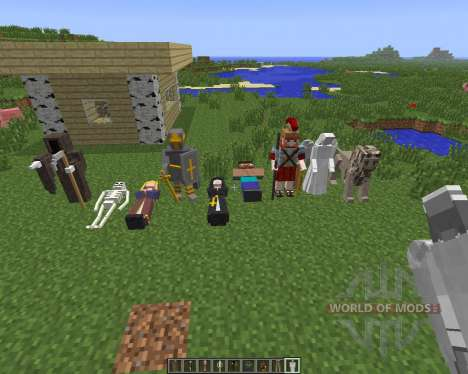 XtraBlocks [1.6.4] für Minecraft