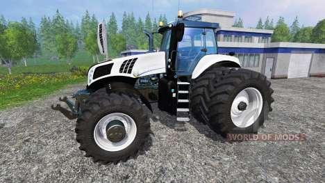 New Holland T8.320 Dynamic8 v1.2 pour Farming Simulator 2015