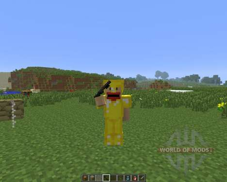DayZ [1.6.4] für Minecraft