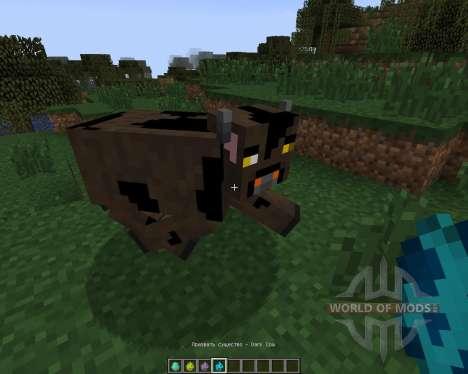 Elemental Cows [1.7.2] für Minecraft