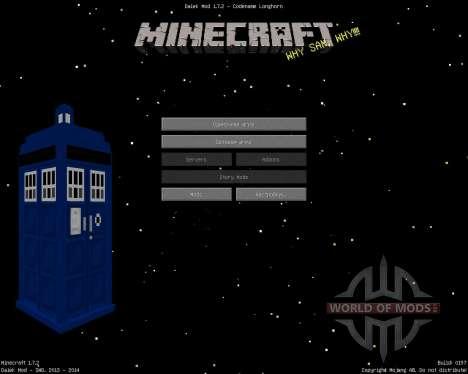Dalek [1.7.2] für Minecraft