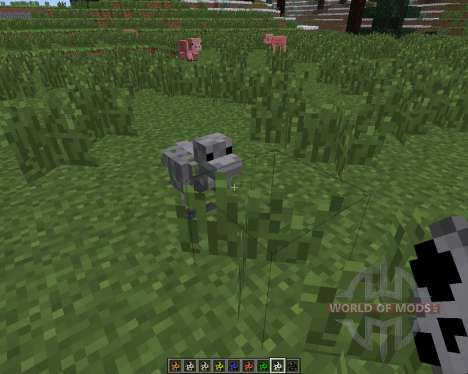 Mo Chickens [1.6.4] pour Minecraft