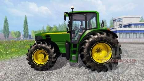 John Deere 6930 Premium FL v2.0 für Farming Simulator 2015