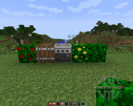 Still Hungry [1.7.2] pour Minecraft