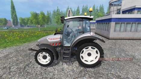 Hurlimann XM 4Ti Special Edition für Farming Simulator 2015