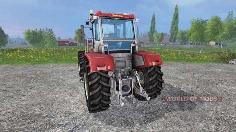 Schluter Super-Trac 2500 VL v2.1 pour Farming Simulator 2015