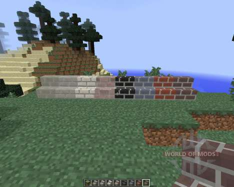 More Materials [1.8] pour Minecraft