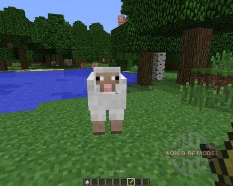 Lambchops  [1.6.4] für Minecraft