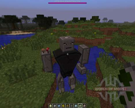 Elementals [1.6.4] für Minecraft