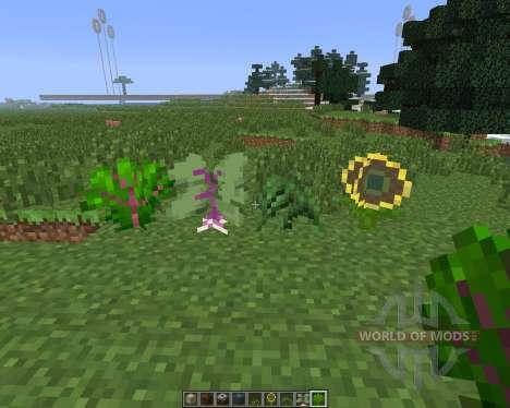 HarvestCraft [1.6.4] pour Minecraft