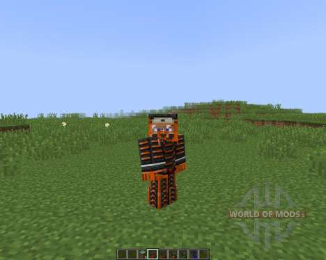 Paintball [1.8] pour Minecraft