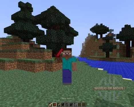 MoSwords [1.8] für Minecraft