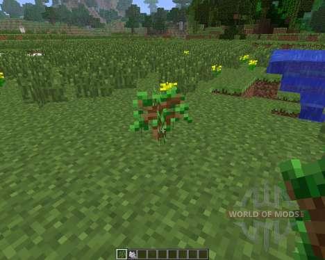 Massive Trees [1.6.4] für Minecraft