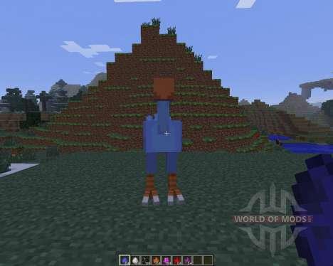 ChocoCraft [1.6.4] für Minecraft