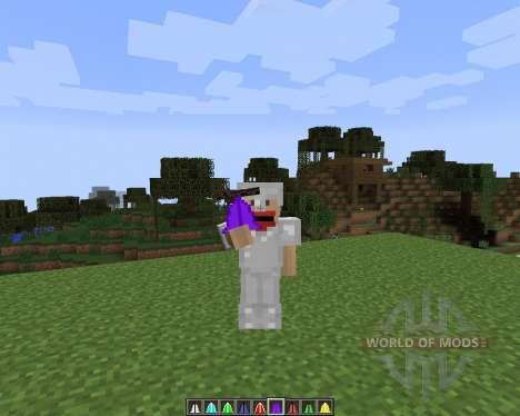 DaBells [1.7.2] pour Minecraft