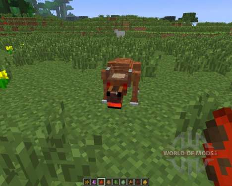 Dungeon Mobs [1.6.4] pour Minecraft