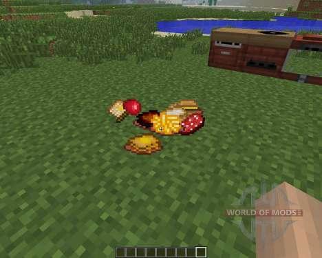 Agriculture [1.6.4] für Minecraft