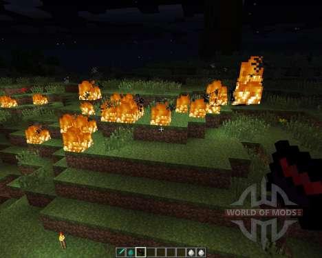 FireGun [1.6.2] pour Minecraft