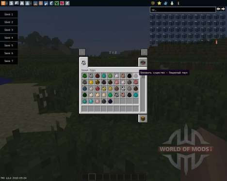 Better Spawn Eggs [1.6.4] für Minecraft