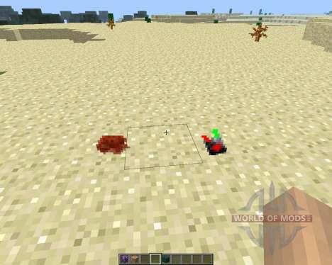 Bacteria [1.6.4] für Minecraft