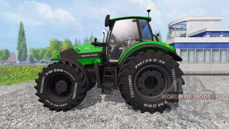 Deutz-Fahr Agratron 7250 The Beast pour Farming Simulator 2015