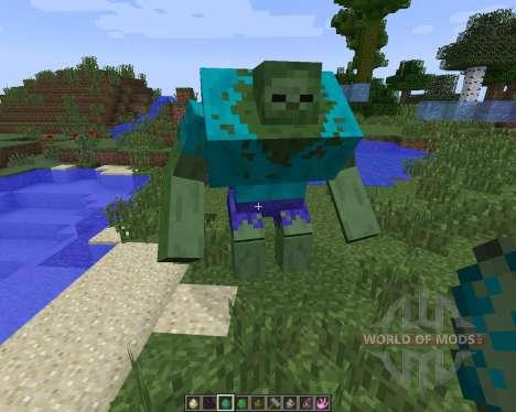 Mutant Creatures [1.7.2] pour Minecraft