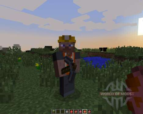 Mo People [1.7.2] pour Minecraft