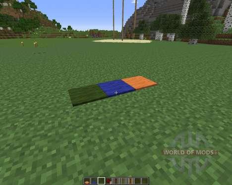 Blocks 3D für Minecraft