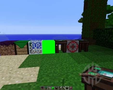 Extra Utilities [1.5.2] pour Minecraft