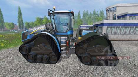 New Holland T9.670 v1.1 pour Farming Simulator 2015
