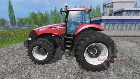 Case IH Magnum CVX 380 RowTrac v1.2 pour Farming Simulator 2015