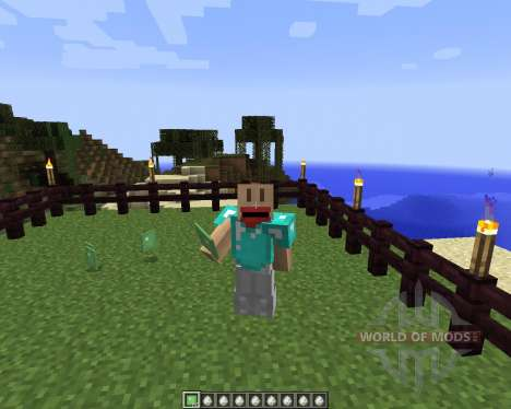 Jelly Cubes [1.7.2] pour Minecraft