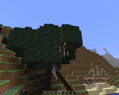 Tomahawk [1.6.4] für Minecraft