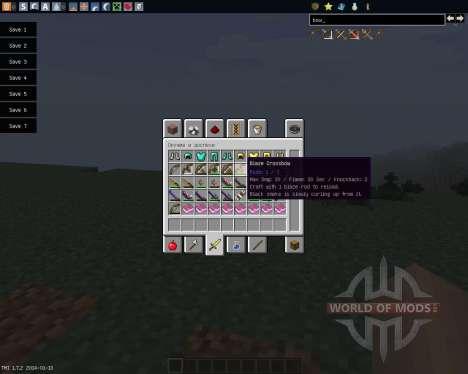 QuiverBow [1.7.2] für Minecraft