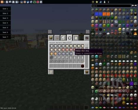 Ancient Warfare [1.6.4] für Minecraft