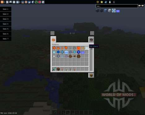 Power of the Elements [1.6.4] für Minecraft