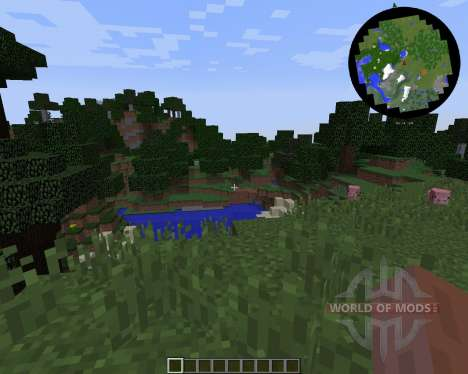 MapWriter [1.8] für Minecraft