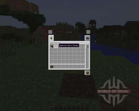 HyperionCraft [1.7.2] pour Minecraft