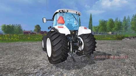 Steyr Multi 4115 colours pour Farming Simulator 2015