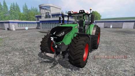 Fendt 1050 Vario v0.1 pour Farming Simulator 2015