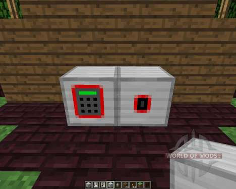 Key and Code Lock [1.5.2] pour Minecraft